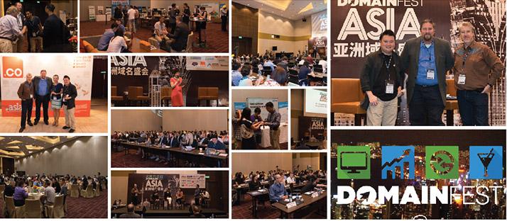DOMAINfest Asia 2015 Photos