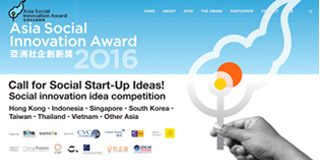 Social Innovation Awards for Asia Start-up