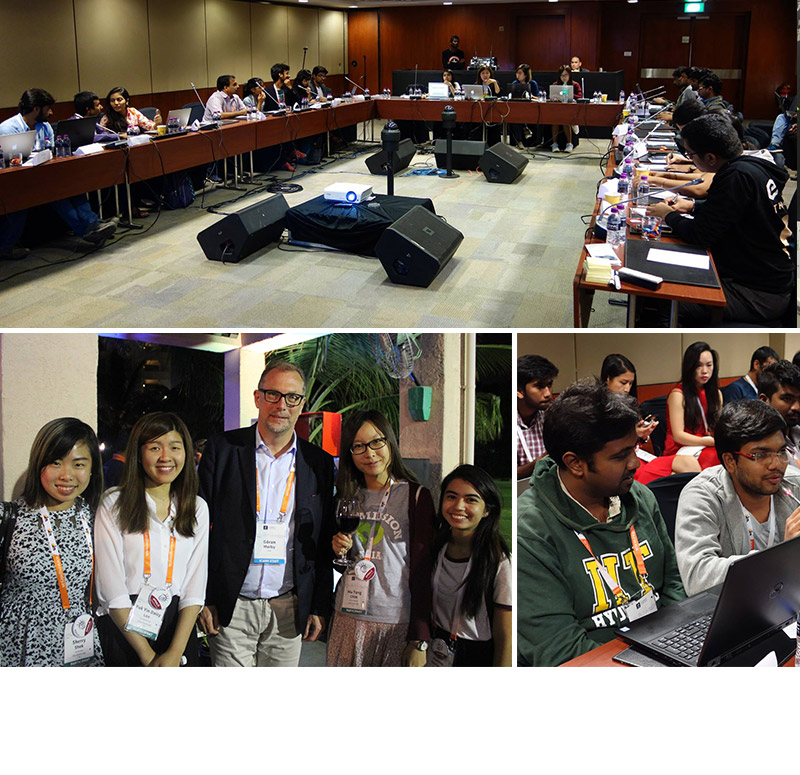 NetMission Ambassadors Photo @ ICANN
