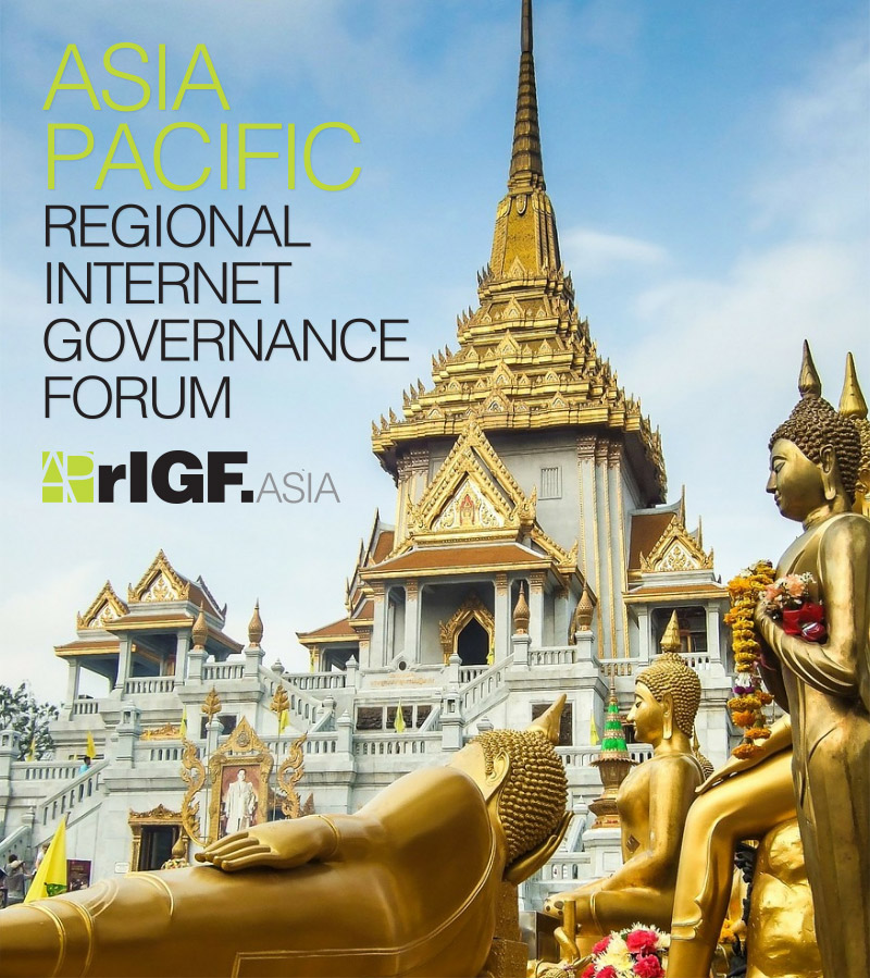 Bangkok to host APrIGF 2017