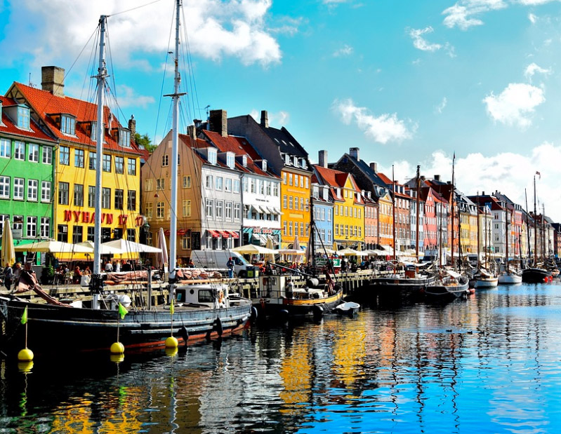Photo: Nyhavn District, Copenhagen