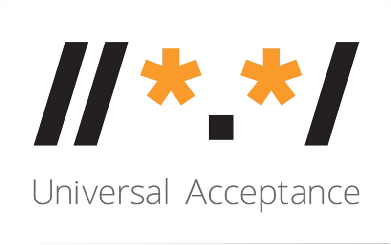 Universal Acceptance Working Group Logo