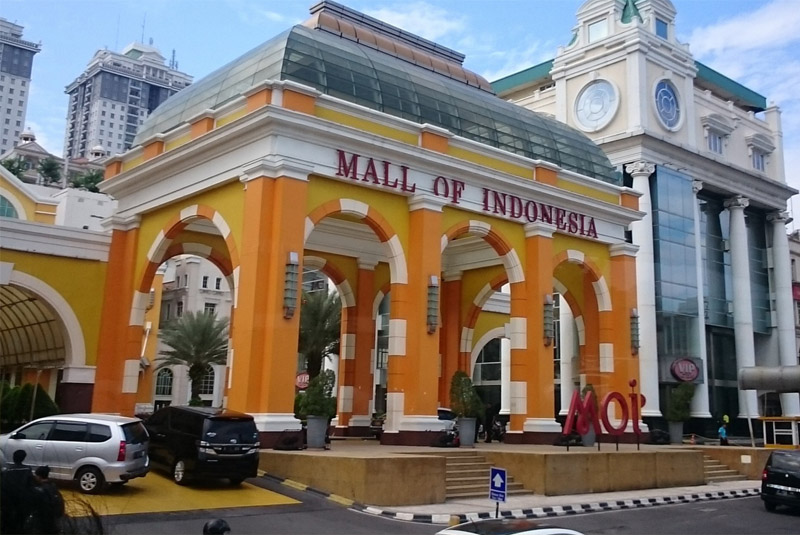 Photo: Mall of Indonesia