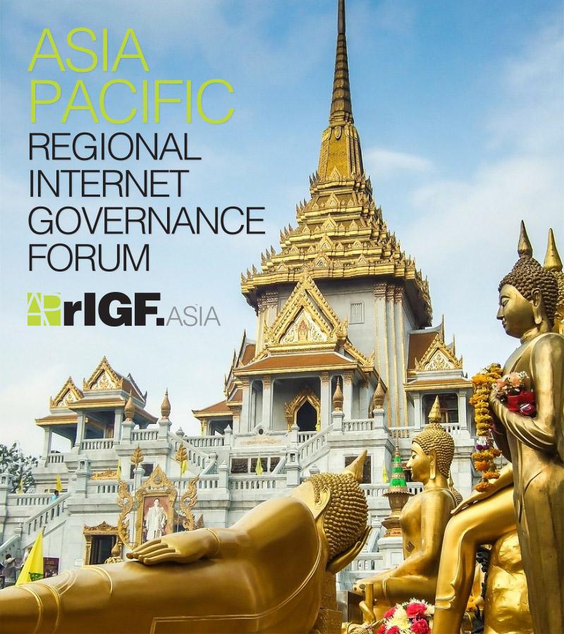Bangkok to host APrIGF 2017