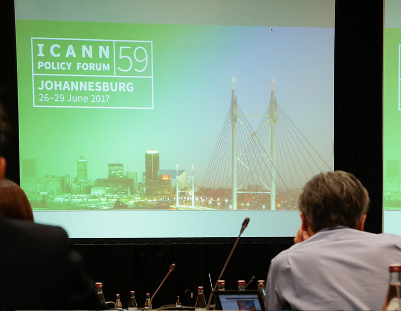 Photo: ICANN 59, Johannesburg