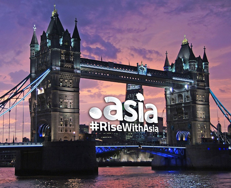 Photo: RiseWithAsia hashtag