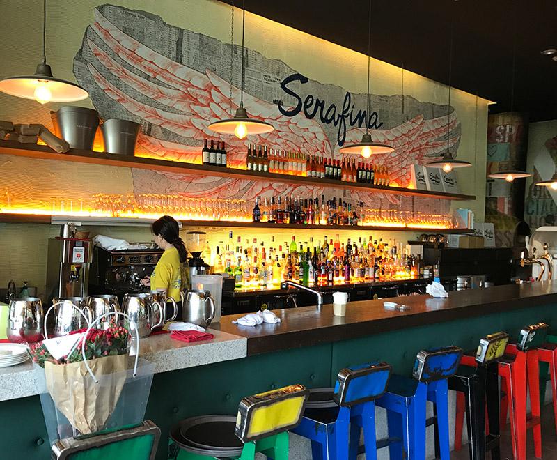 Photo: Serafina Restaurant, Seoul