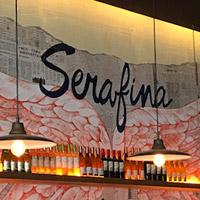 Photo: Serafina restaurant in Seoul