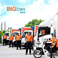 Image: Up and coming startups like the Big Box (https://www.thebigbox.asia/) bolstering their brand with a .Asia domain