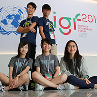 Photo: Asian youth engagement in Internet Governance discourse
