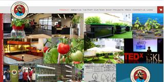 website screen capture: poptani.asia