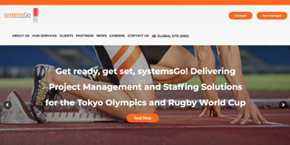 website screen capture: systemsgo.asia