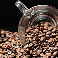 Image: Coffee beans