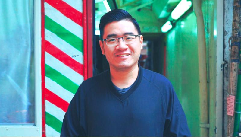 OiKwanBarbers.Asia - Mark Lau