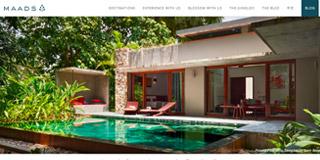 website screen capture: maads.asia