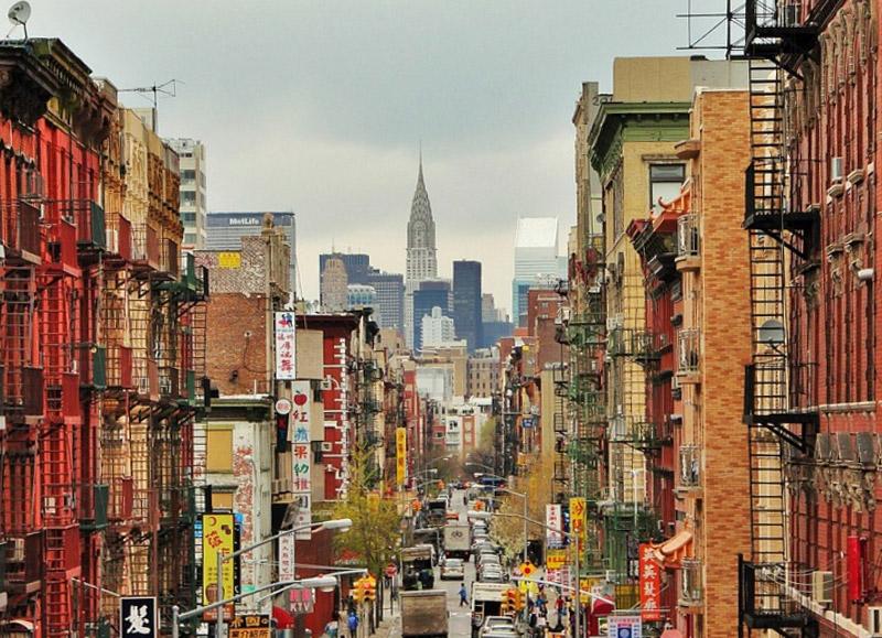 Image: New York Chinatown