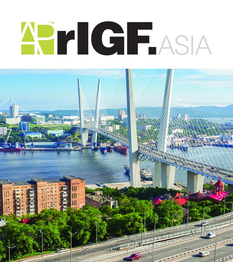APrIGF 2019 Vladivostok