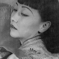 Photo: Carl Van Vechten's photographic portrait of Anna May Wong, considered to be the first Chinese American Hollywood movie star