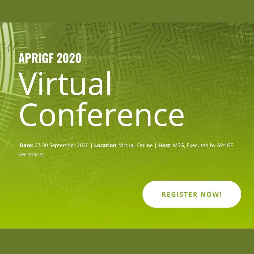 APrIGF going virtual