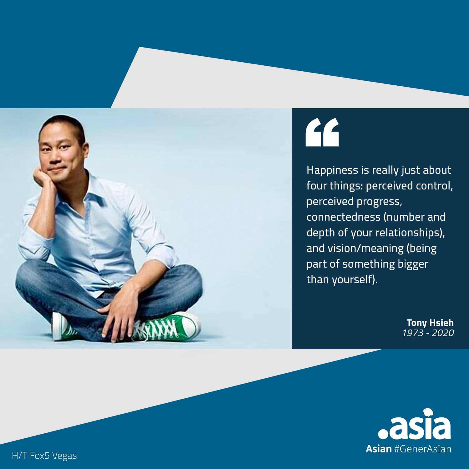 Tony Hsieh tribute