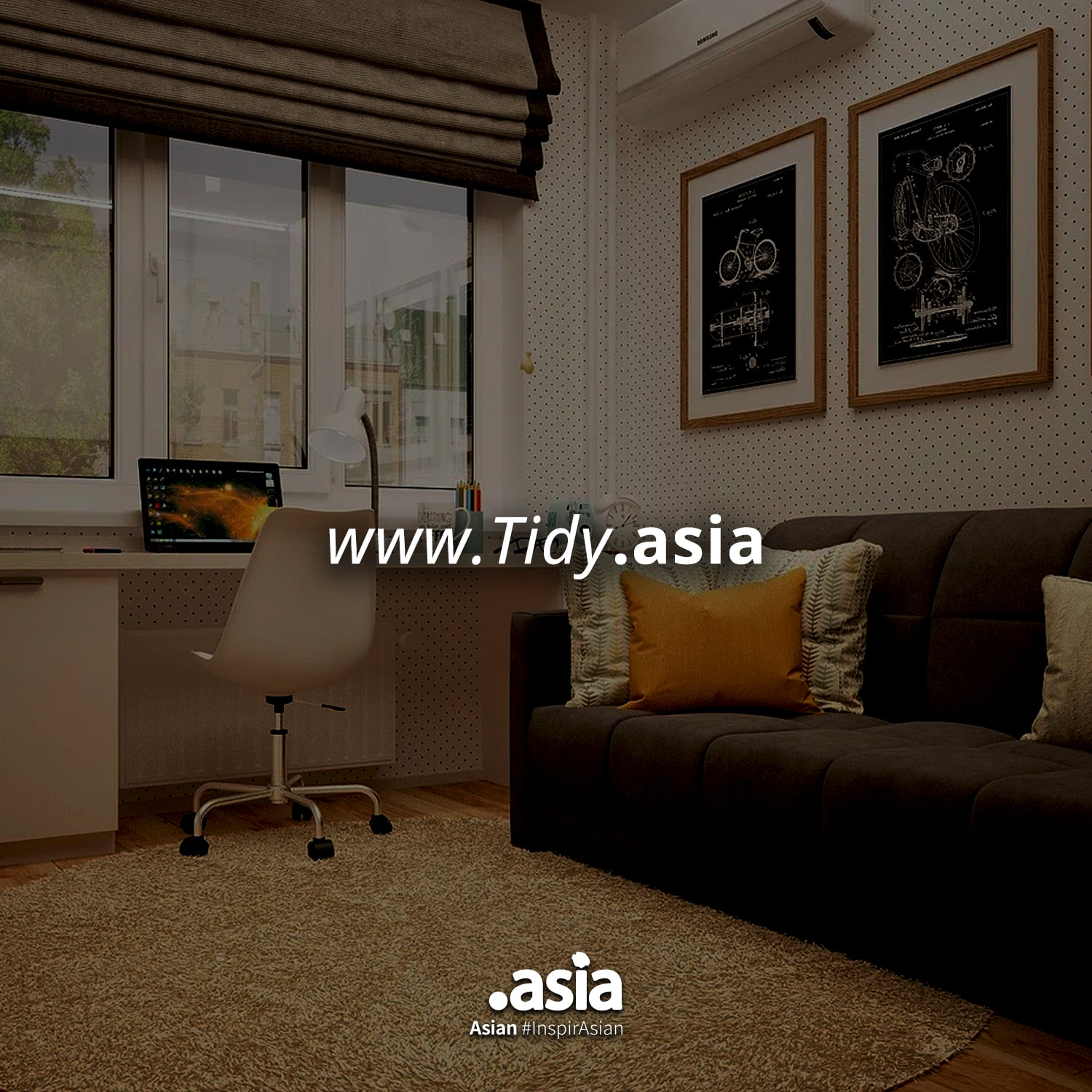 Domain spotlight: tidy.asia