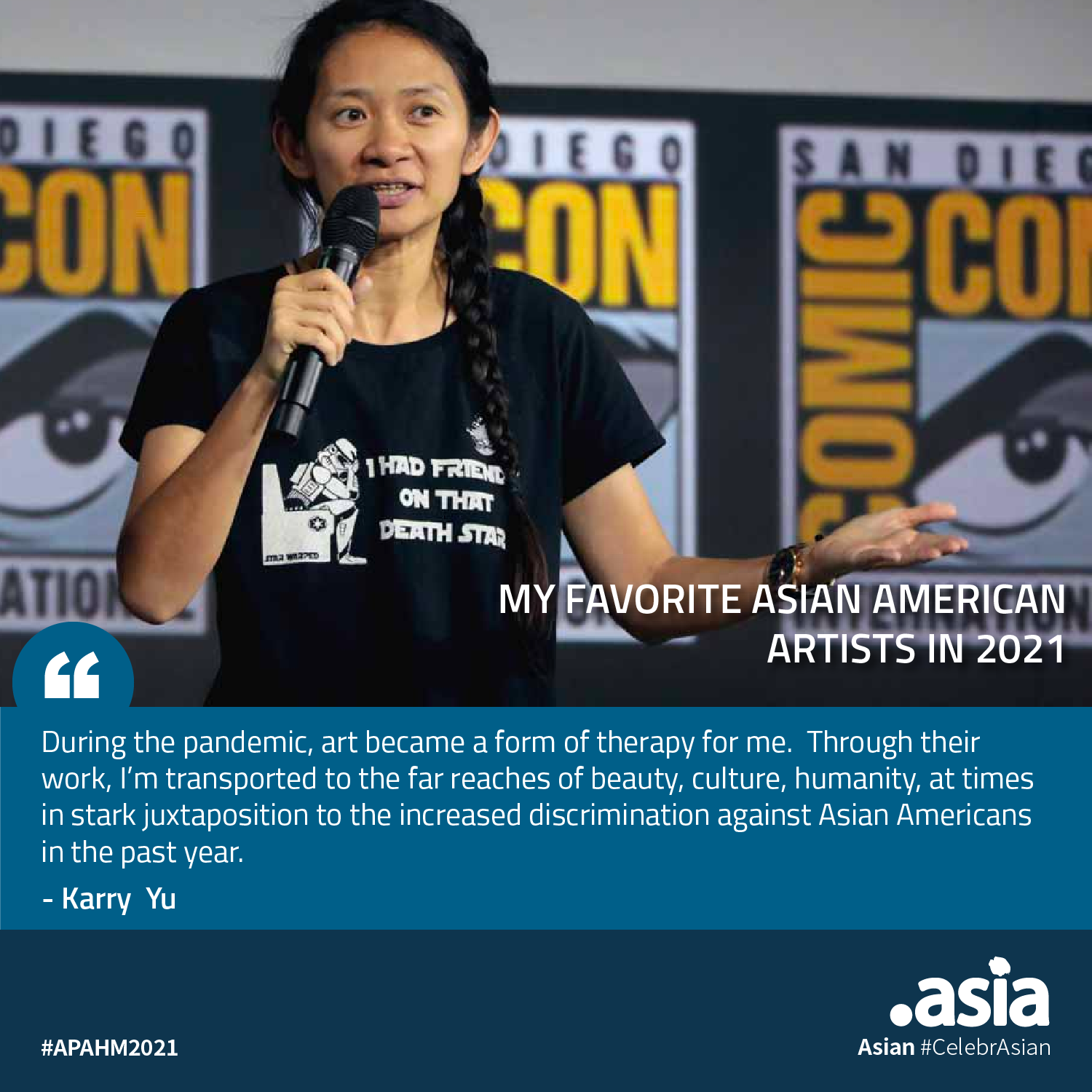 My Favorite Asian American Artists in 2021