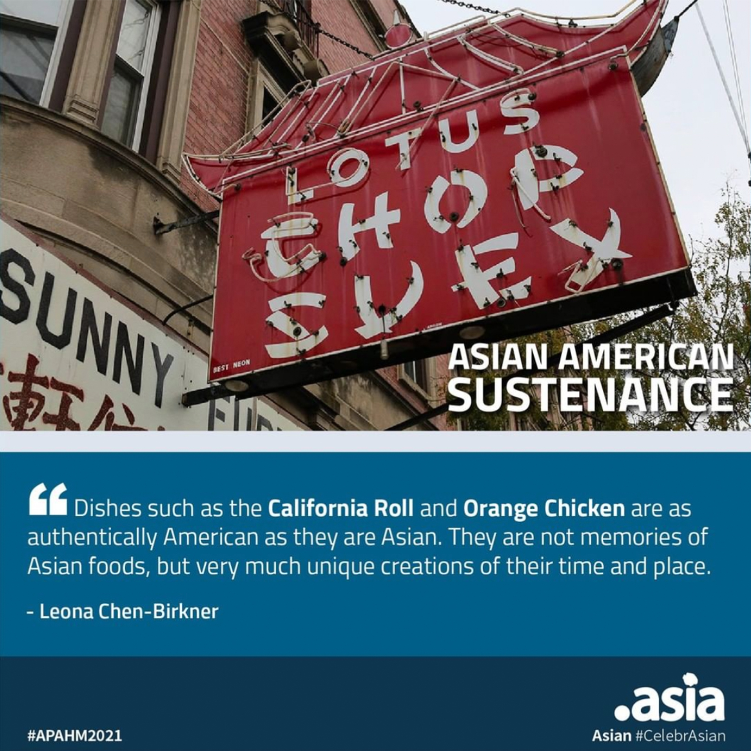 Asian American Sustenance article banner
