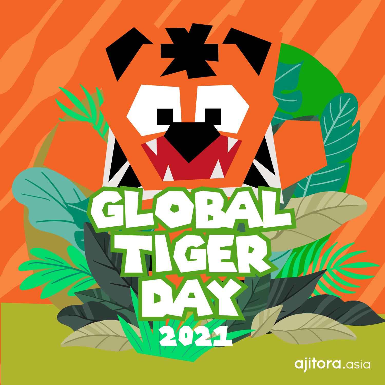 Ajitora - Global Tiger Day 2021 Announcement