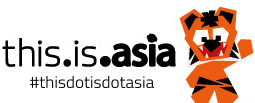 this.is.asia Logo